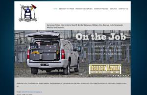 first response supply website