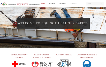 Equinox website