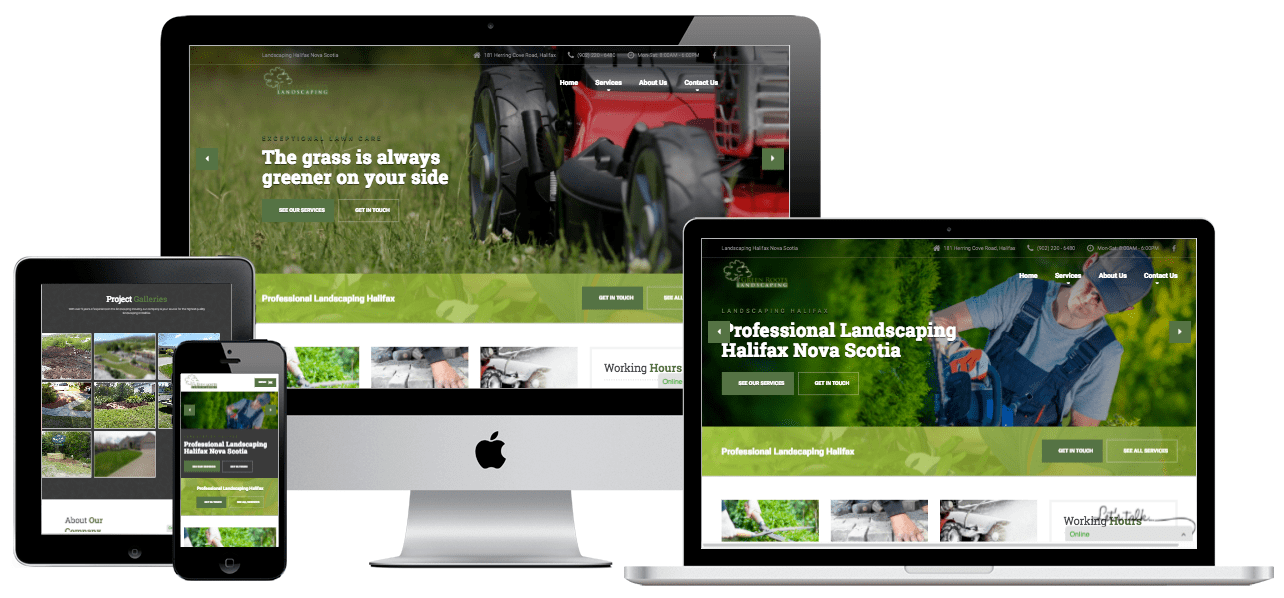 website design newfoundland