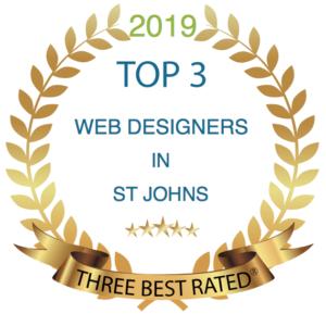 top web design st. john's